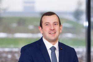 """""""Valstiečiai"""" ūkio ministrą V. Sinkevičių kelia į Vilniaus merus"""