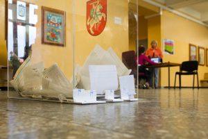 Konstitucinis Teismas neleido rengti referendumo dvi dienas su pertrauka