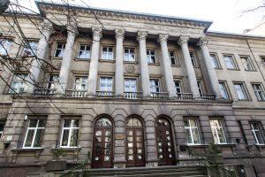 Medicinos biblioteka Vilniaus senamiestyje bus likviduota?