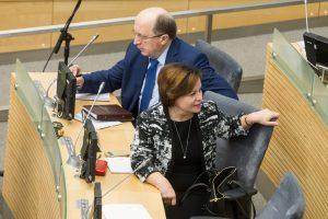 R. Juknevičienė ir A. Kubilius ragina kurti Lietuvos antihibridinę strategiją