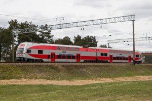 Keturių sostinių traukinys pajudės rugsėjo pabaigoje
