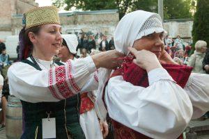 """Vilniuje prasideda tarptautinis folkloro festivalis """"Griežynė"""""""