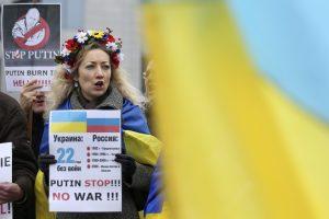 Politikai, visuomenininkai buriasi į Ukrainos Krymo draugų grupę