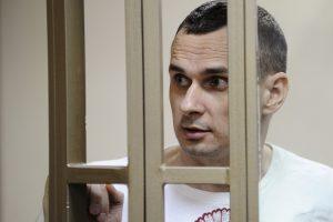 Seimas ragina V. Putiną paleisti O. Sencovą ir kitus politinius kalinius