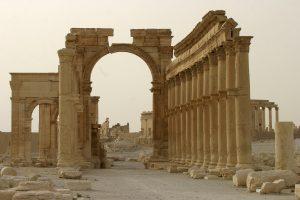 Džihadistai sunaikino dar vieną istorinį paminklą