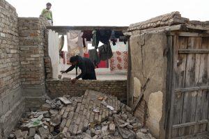 Afganistaną sukrėtė 6,6 balo žemės drebėjimas