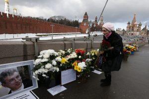 Prieš dvejus metus sušaudyto B. Nemcovo nužudymą tebegaubia mįslė