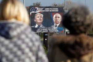 Amerikiečiai reikalauja iš naujo tirti Rusijos kišimąsi į prezidento rinkimus