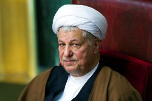 Mirė buvęs Irano prezidentas A. H. Rafsanjani