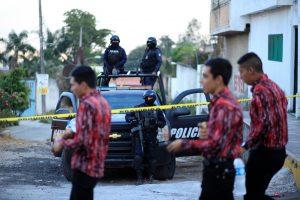 Meksikoje per kartelio susišaudymus su jūrų pėstininkais žuvo 9 žmonės