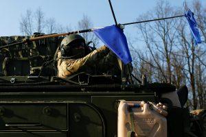 NATO nesiveltų į karą su Rusija dėl Abchazijos ir Pietų Osetijos