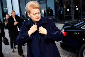 Prezidentė išvyksta į ES Rytų partnerystės viršūnių susitikimą