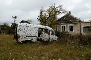 Lietuva skyrė 55 tūkst. eurų humanitarinei pagalbai Ukrainai