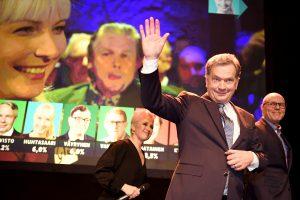 Suomijai antrą kadenciją vadovaus S. Niinisto