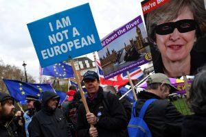 """Italija gali sužlugdyti """"Brexito"""" atidėjimą?"""