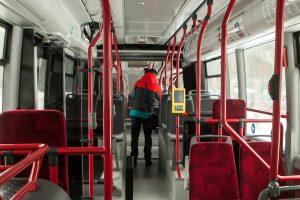 Vilniuje keičiasi daugelio maršrutų autobusų tvarkaraščiai