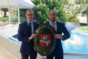 Haityje veiks Lietuvos garbės konsulatas