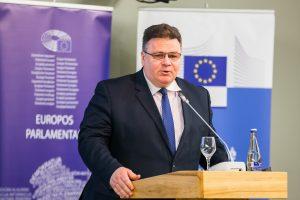 L. Linkevičius: lyderystės stoka – didžiausias šių dienų Europos iššūkis
