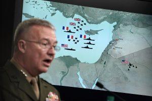 Smūgiai Sirijoje: kas žinoma?
