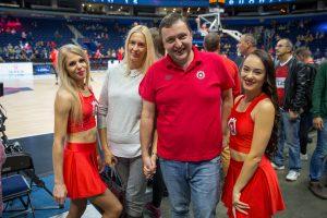 """Vilniaus """"Rytui"""" ir toliau prezidento pareigose talkins A. Guoga"""