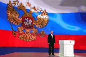 Politikai įvertino V. Putino grasinimus: nauji ginklai – blefas