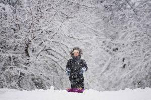 Orai: būkite atsargūs – šalį talžys vėjas, teks žiūrėti ir po kojomis