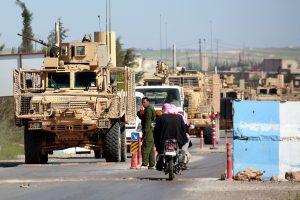 Sirija pavadino JAV, Prancūzijos ir Turkijos pajėgas okupantais