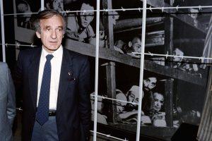 Mirė Holokaustą išgyvenęs Nobelio premijos laureatas rašytojas E. Wieselis