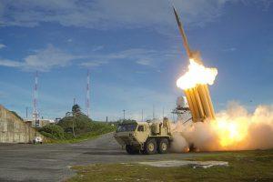 Naujausias JAV priešraketinės gynybos sistemos bandymas buvo nesėkmingas