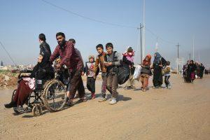 ES pabėgėlių perkėlimo planas atnešė nusivylimą