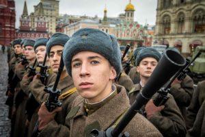 Kodėl Kremlius skuba modernizuoti savo kariuomenę