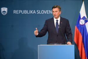 Slovėnija rengs pirmalaikius parlamento rinkimus