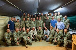 R. Karoblis: Lietuva tęs dalyvavimą misijose Malyje