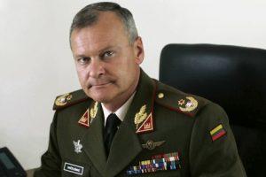 Paskirtas naujas Krašto apsaugos ministerijos generalinis inspektorius
