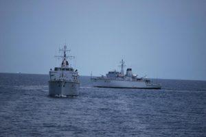Baltijos jūroje prasideda JAV organizuojamos pratybos
