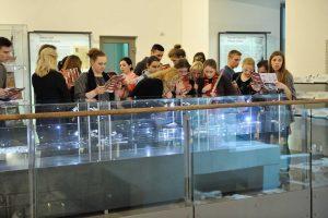 Aktualu mokiniams: naujų įspūdžių į Valdovų rūmus – nemokamai