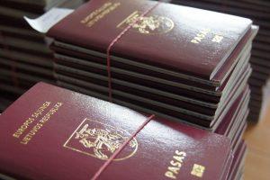 Lietuvos pilietybė suteikta keliems šimtams litvakų