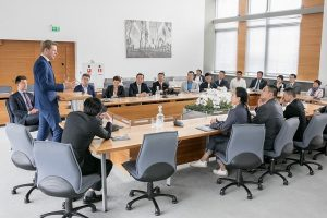 Investicijas Vilniaus IT sektoriuje planuoja Kinijos verslininkai