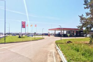 """""""Circle K"""" į naują degalinę Vilniuje investavo 2,5 mln. eurų"""