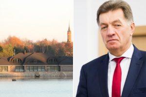 Vijūnėlės istorija: A. Butkevičius skundžiasi Strasbūrui dėl paviešinto jo pokalbio