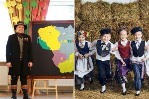 Etikos sargai išteisino R. Karbauskį dėl tautinių kostiumų vaikams