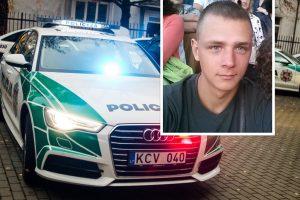 Artimieji prašo pagalbos: Kaune dingo jaunas vyras