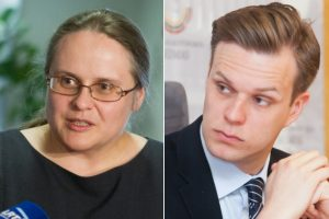 """A. Širinskienė prašo aiškintis G. Landsbergio """"įtartino sandorio aplinkybes"""""""