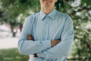 Laužo standartus: dirbo darželio auklėtoju, dabar – pirmokų mokytojas