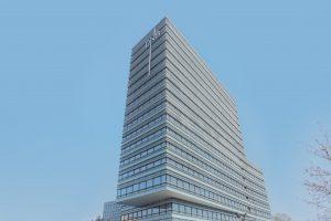 Naujas sostinės verslo centras duris atvers rugsėjį