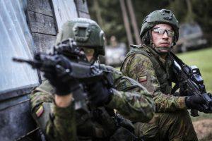 Į operaciją Malyje išvyks ketvirtoji Lietuvos karių parama