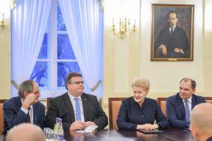 L. Linkevičius: Baltijos šalys turėtų kartu pirkti ginkluotę