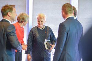 Lietuva siūlo ES kurti bendrą sienos apsaugos standartą