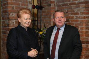 Prezidentė: greitas ir efektyvus NATO – bendras Lietuvos ir Danijos siekis