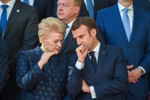 ES šalių lyderiai diskutavo globalios prekybos klausimais